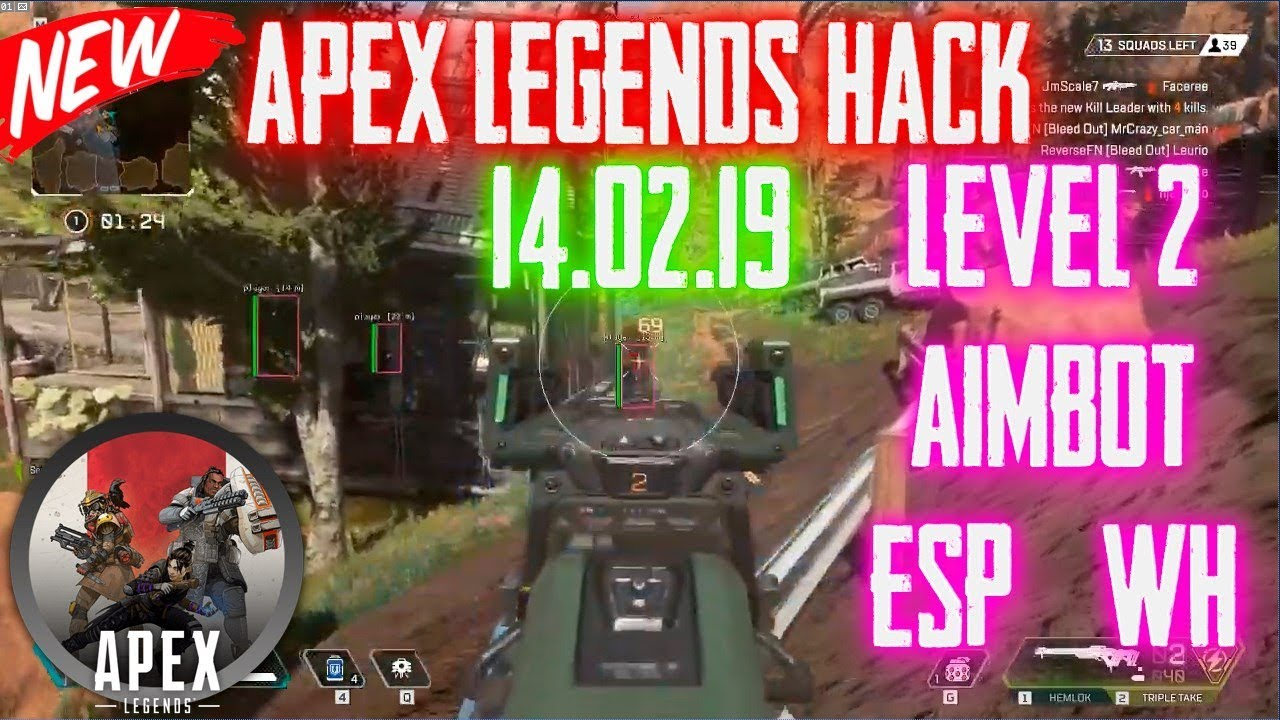 Apex Legends Cheats, Unlimited Coins Generator for PC