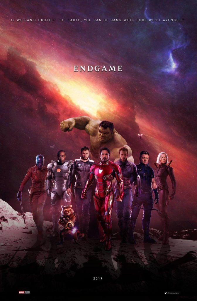 Avengers Endgame Wallpapers Full HD 4K