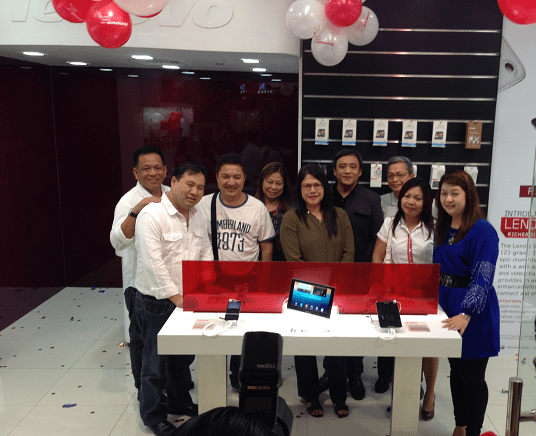 Lenovo Concept Store Ayala Center Cebu
