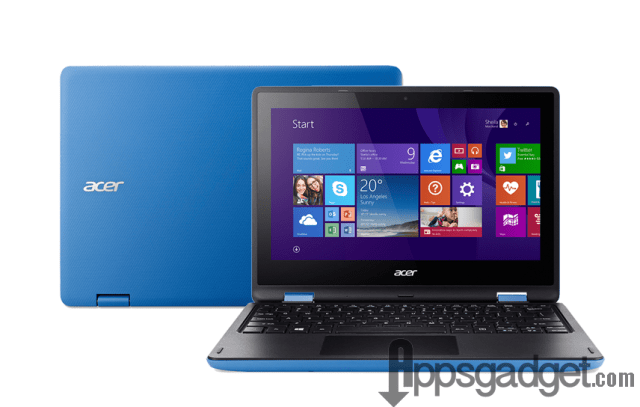 Acer's R11 Corning Gorilla Glass convertible notebook price at PHP22,990