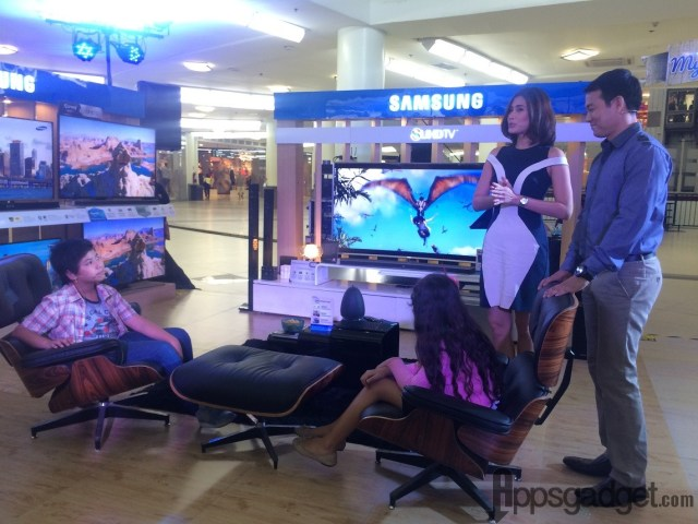 Samsung Happy Home Roadshow