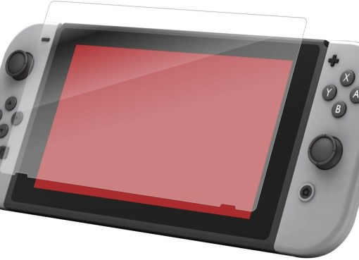 ZAGG Military-Grade Screen Protector for Nintendo Switch