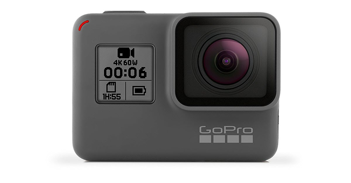GoPro HERO 6 Black - Share Your Life Through Amazing Videos