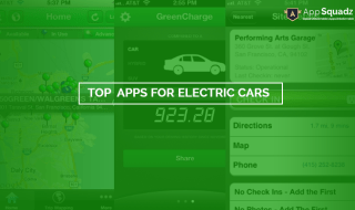 Apps for Electric Cars