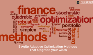 Agile Adaptive Optimization Methods