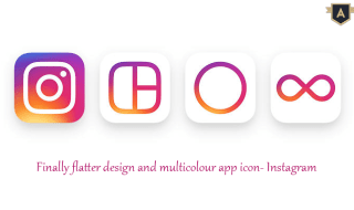 Multicolored App Icon