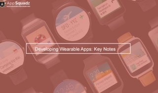 wearable apps development