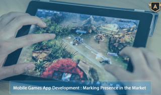 Mobile Games app Development Company