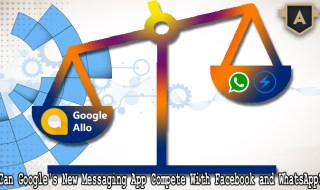 Can Google's New Messaging App Compete With Facebook and WhatsApp - mobile application development