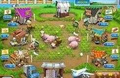 تحميل العاب المزرعة Farm Frenzy
