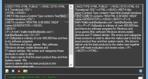 CSS Minifier 1 برنامج ضغط وتصغير حجم ملفات CSS