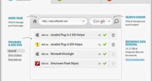 برنامج صيانة المتصفح Auslogics Browser Care 1.5.1.0