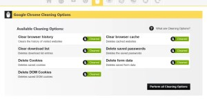 تحميل برنامج GClean لحماية بياناتك على الإنترنت