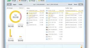 تحميل برنامج GlassWire Free Firewall لحماية جهازك