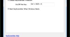 تحميل برنامج KeyScrambler Personal لحماية بياناتك