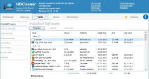 تحميل برنامج HDCleaner