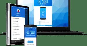 كيفية إرسال الملفات من PC و Laptop  الى Android بواسطة برنامج ShareIt
