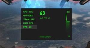 طريقة عرض عدد الفريمات (FPS) علي ويندوز 10 بدون برامج
