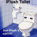 If you want to relax or have fun iFlush Toilet is the app for yo