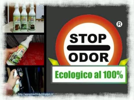 Stop-Odor, eliminiamoli in modo naturale