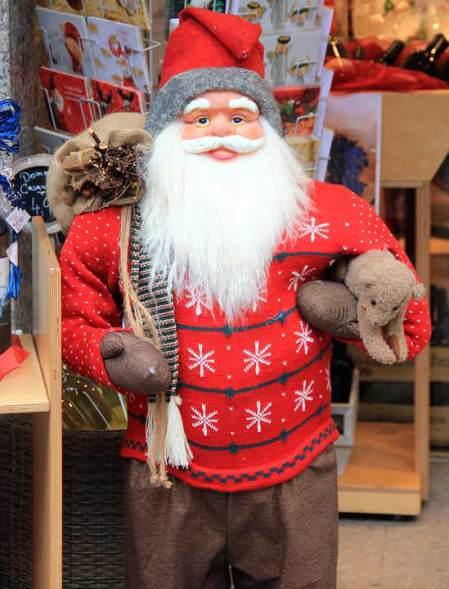 Idea regalo: un maglione di Natale rosso