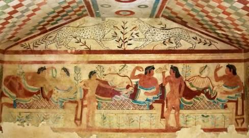 Le popolazioni italiche antiche e la civiltà etrusca