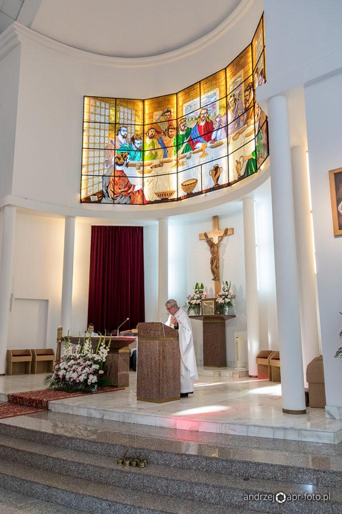 Zdjęcia ślubne - Kościół