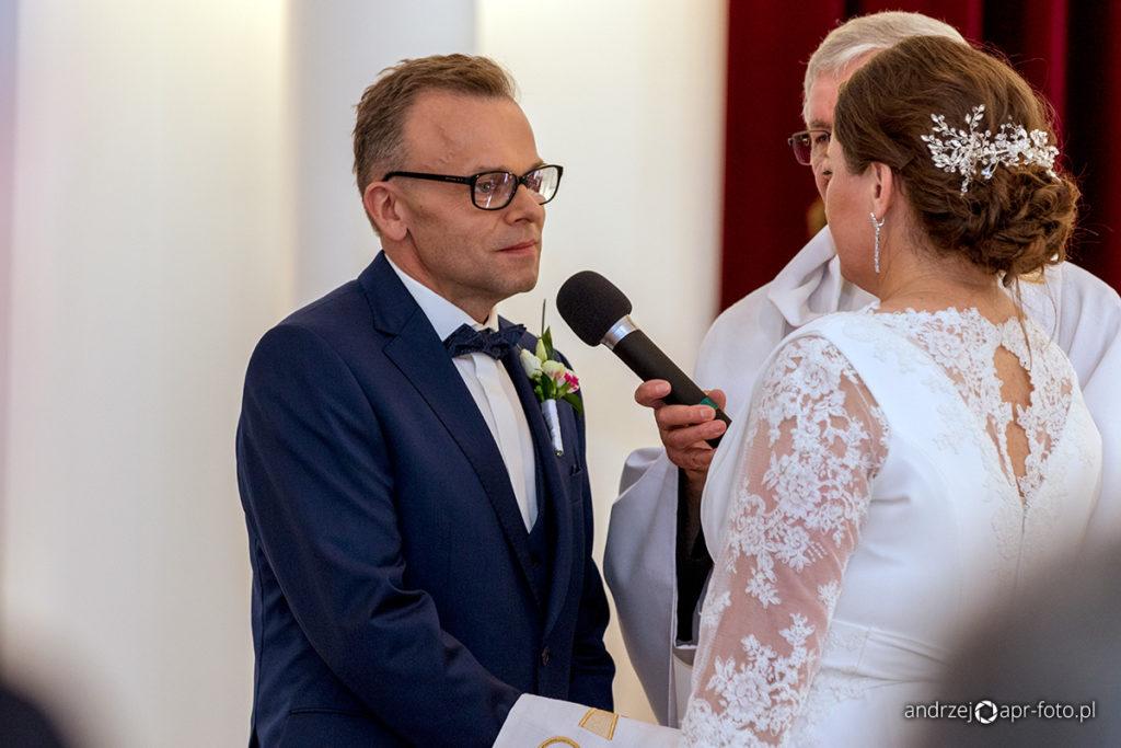 Ślub Agi i Pawełka