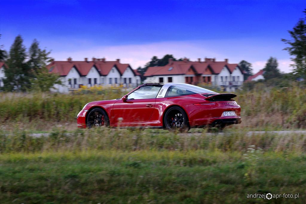 Porsche 911 targa 4GTS