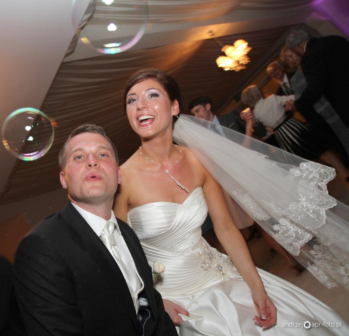 Zdjęcia ślubne Magdy i Piotra