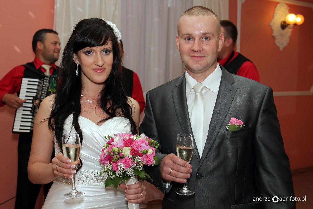 Zdjęcia ślubne Oli i Marcina