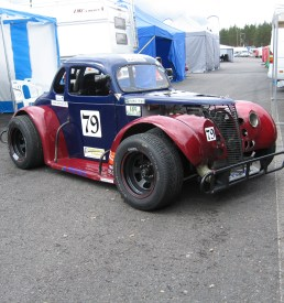 Legends kilpa-auto Ford -37 Coupé