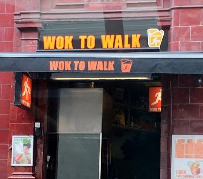 wok to walk