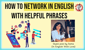 network in english