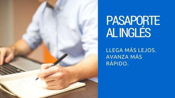 aprende más inglés en menos tiempo con pasaporte al inglés