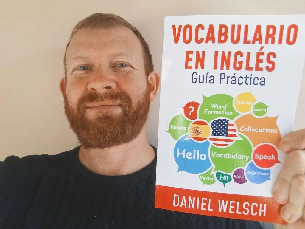 vocabulario en inglés el libro