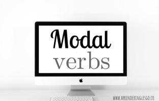 Modal Verbs - Verbos modales en inglés