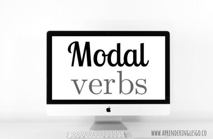 Modal Verbs Verbos Modales En Inglés