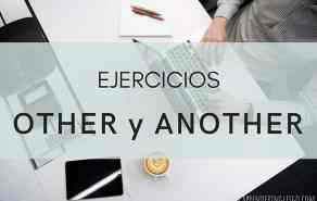 ejercicios other y another