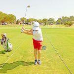 El mejor ejercicio para tu swing de golf