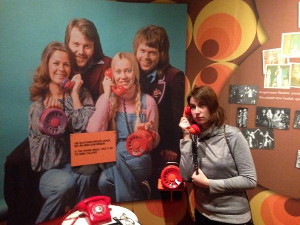 Abba Museo que ver en suecia tiempo turismo guia dias