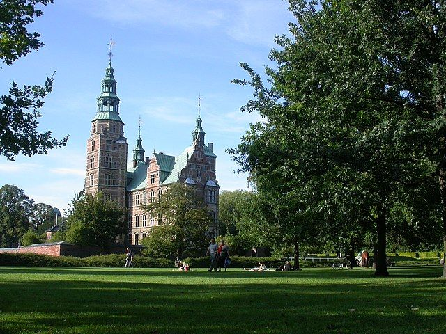 Rosenborg-castillo-fin-de-semana