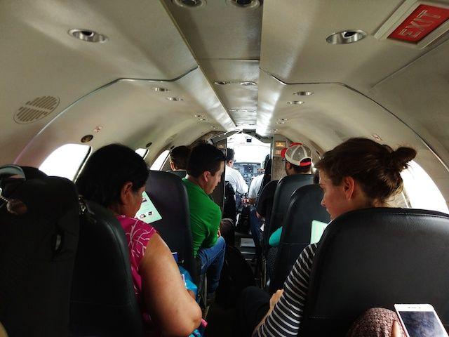 Avioneta Rurrenabaque la paz bolivia precio