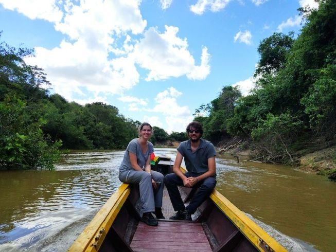 Rurrenabaque Mashaquipe Pampas Tour