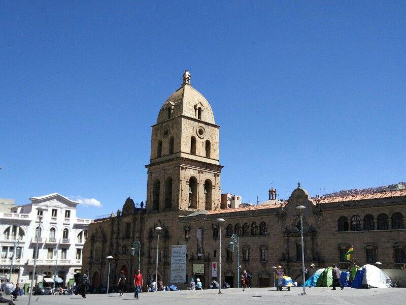 basilica san francisco un dia