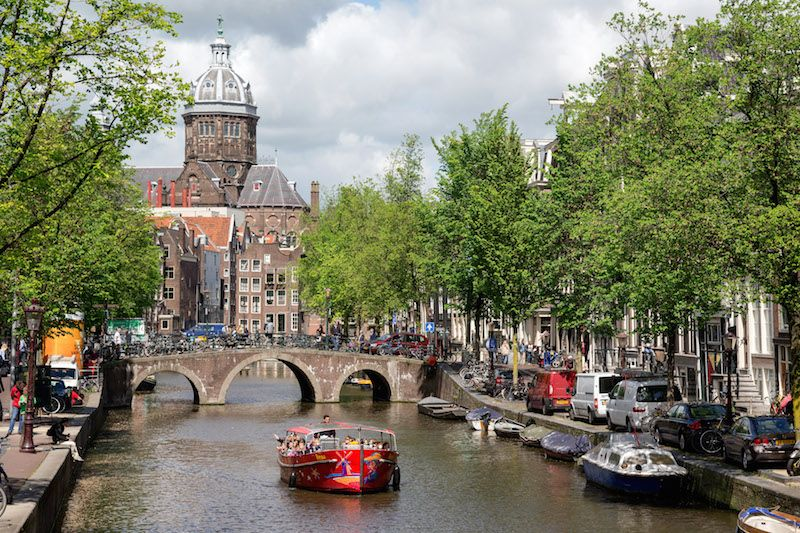 que ver en Amsterdam en 3 dias