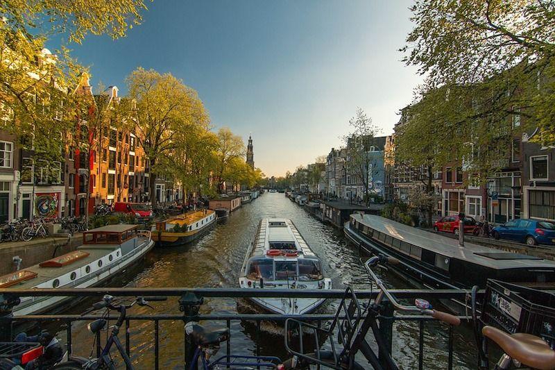 que visitar en Amsterdam con niños