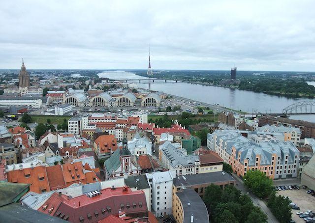 turismo riga letonia