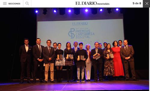 Diario montañes premios cantabria digital mejor web personal