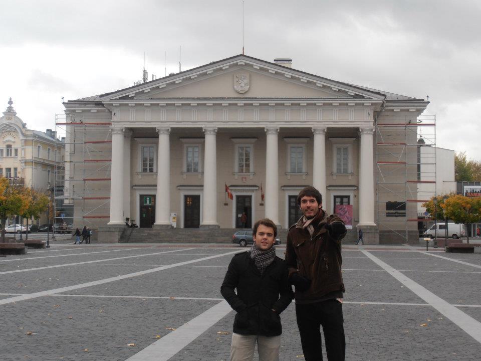 que ver en Vilnius en dos dias